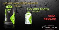 Sagorevac MATRIX + CLA -akcija