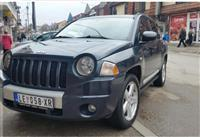 Jeep Compass 2.0crd limited -07