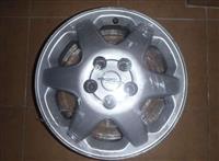 "Aluminiske felne Opel 15"""