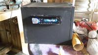 Boombox zvucnici 400w manjih dimenzija