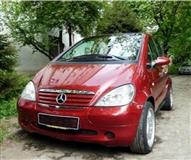 Mercedes-Benz A190 Avantgarde 1.9 -01
