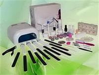 UV-Gel XXXL profesionalni Set za nadogradnju
