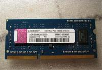 Kingston 1GB DDR3 so-dimm 1333mhz