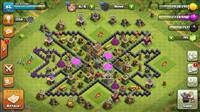 Clash of Clans TH 8 Maxed