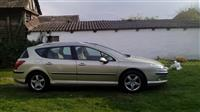 Peugeot 407sw 2004