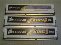 Corsair xms3 DDR3 1GBx3kom