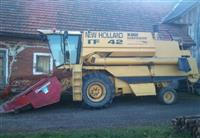 Kombajn New Holland Tf 42