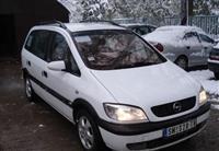Opel Zafira 2.0 DTi registrovan -01