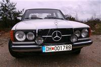 Mercedes 123 300-D  (Dizel+LPG) -76  R.Makedonija
