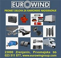 Eurowind Body Parts Doo