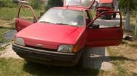 ford fiesta 3, 1990 god