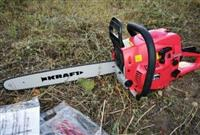 Benzinska motorna testera KRAFT  3.8 ks