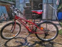 Plasma Booster Bicikl
