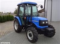 Traktor SOLIS 50 i prikolicu