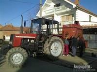 Traktore berace