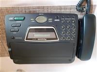 Prodajem Telefon Faks Panasonic KX-FT71