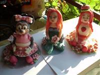 Jestive figurice za tortu