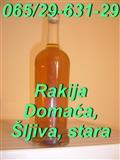 ŠLJIVOVICA-domaća rakija