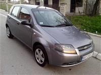 Chevrolet Aveo 1.2 -08 rata 56 Eur mesecno