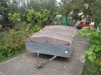 Auto Prikolka teretna ruska fabricka