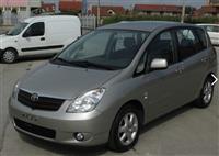 Toyota Corolla Verso 1.8i -02